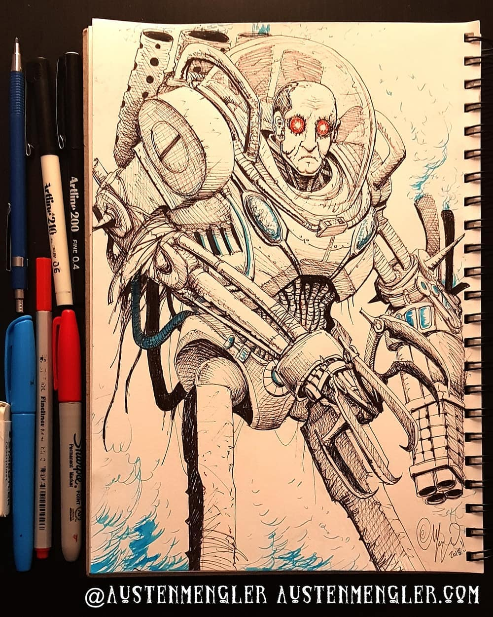 Day 12 - Mr. Freeze