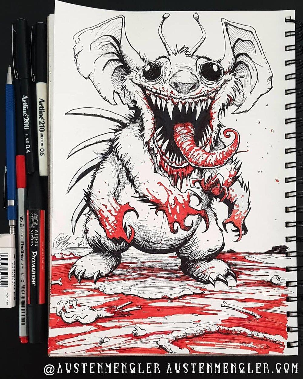 Day 09 - Stitch