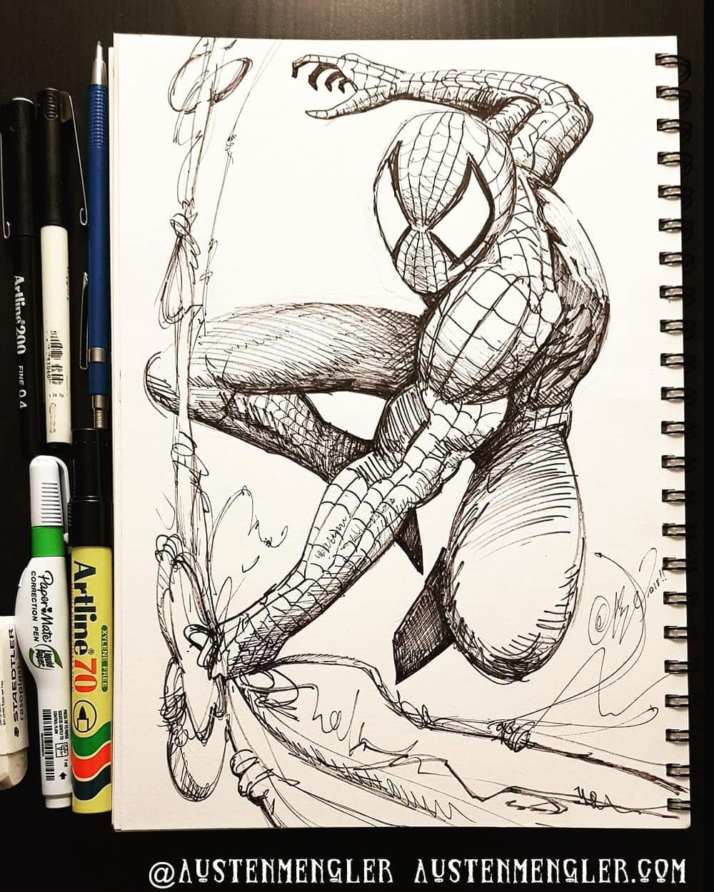 Day 18 - Spider-Man
