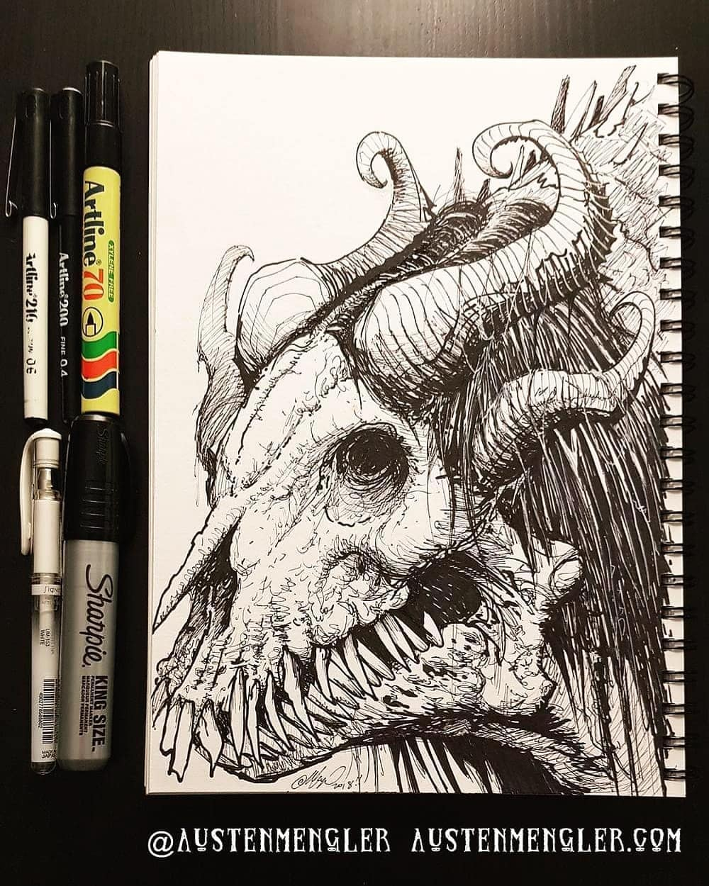 Day 19 - Dragon