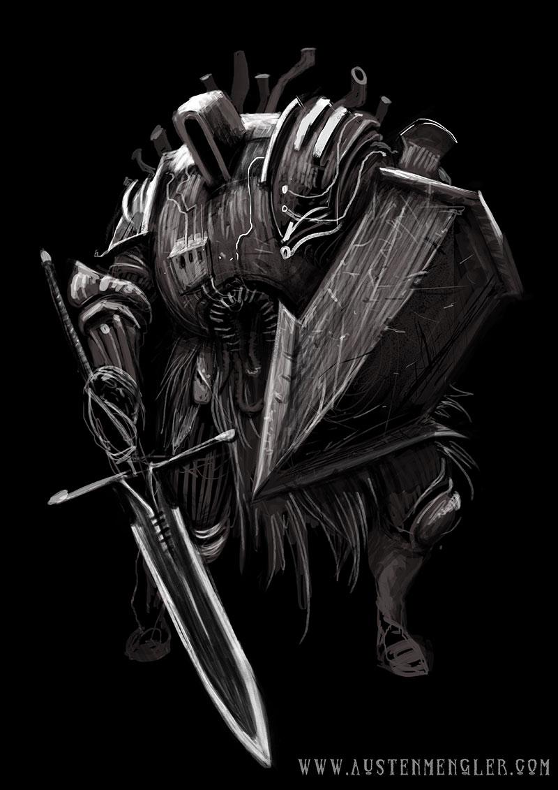 Black Iron Knight