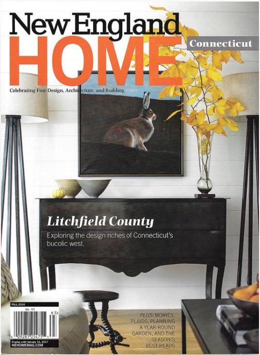 NEW ENGLAND HOME - Fall 2016