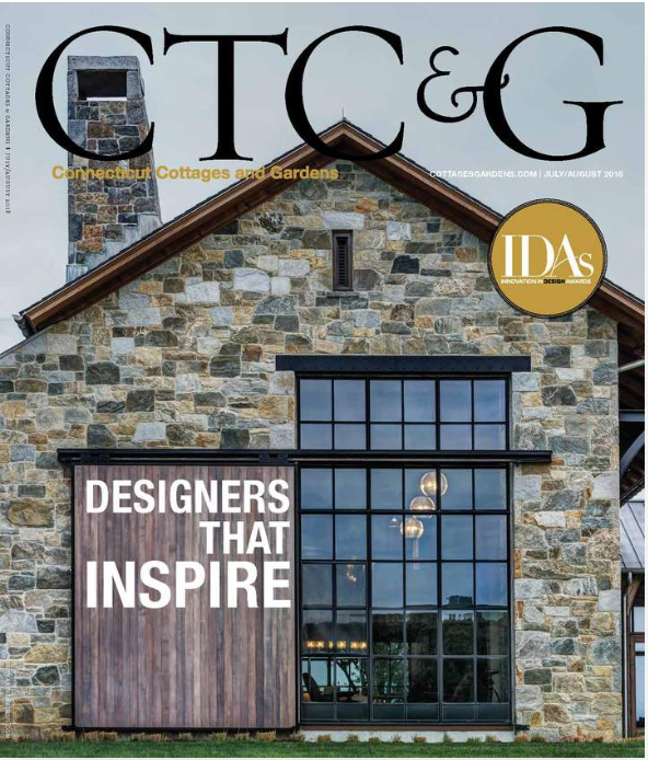 CT COTTAGES & GARDENS - Summer 2018