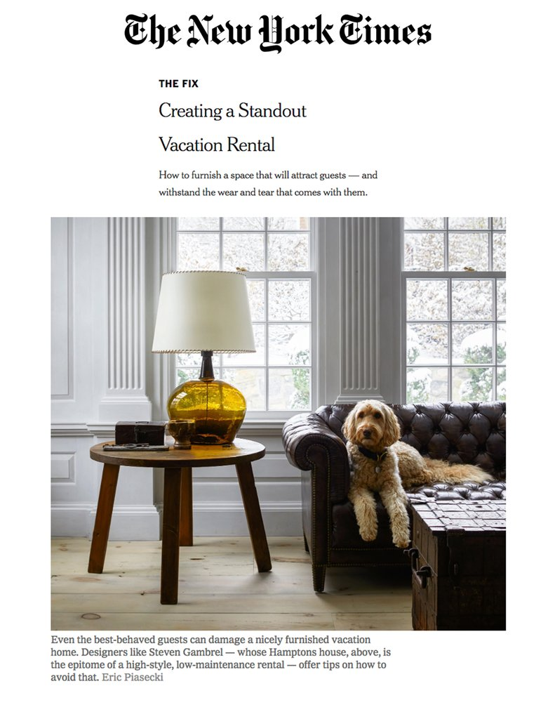 NEW YORK TIMES - October 2018