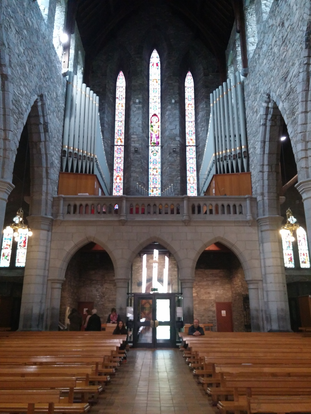 Easter Sunday at St. Mary's Cathedral, Killarney
