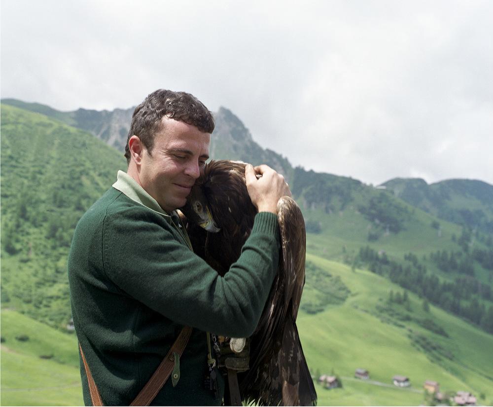 Norman Vögeli, Flakner