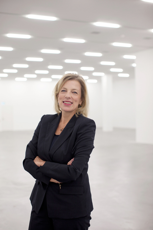 Hedi Graber,   Kulturchefin Migros Kulturprozent