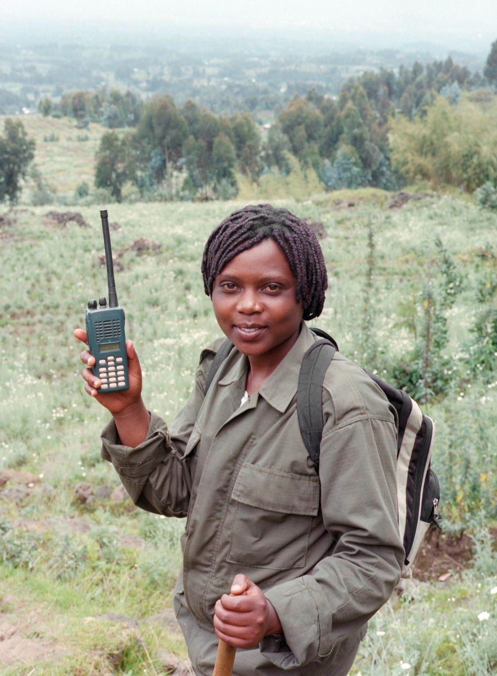 Safari, Rwanda  <mehr Bilder>