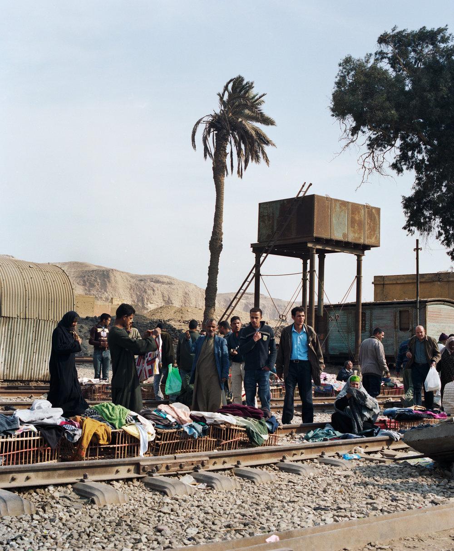 Markt / Kairo