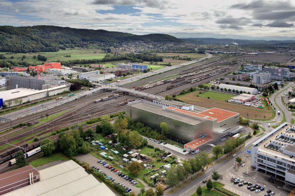 Lagerhäuser Aarau AG Dietikon  - © thierry B.