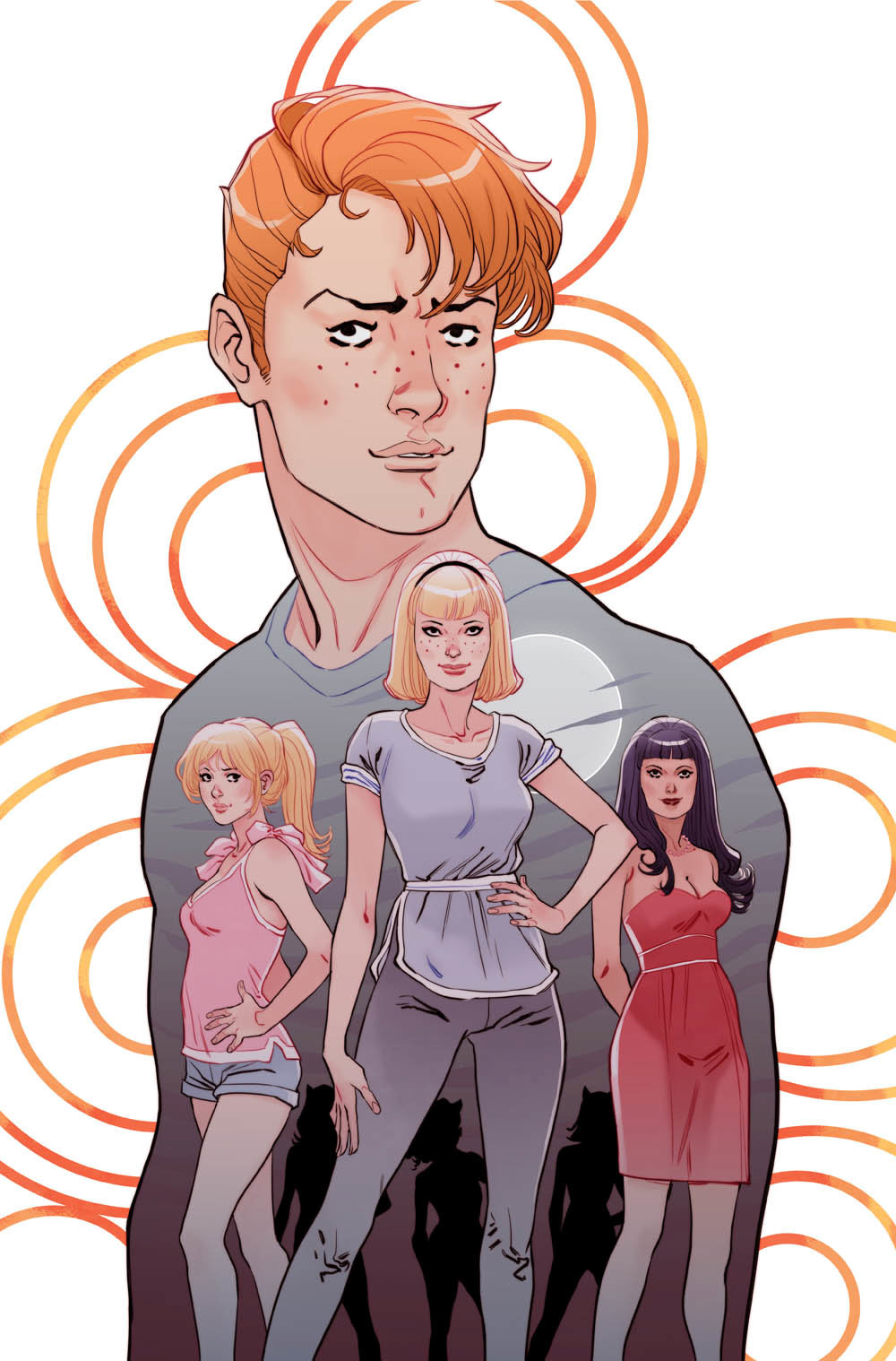 Archie's 700th Issue Moves the Riverdale Gang in New Directions - The all-new Betty & Veronica series was announced in an exclusive New York Times article that featured some quotes from me.