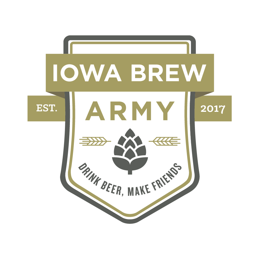 Join theIowa Brew Army - and take a stand forquality Iowa beer
