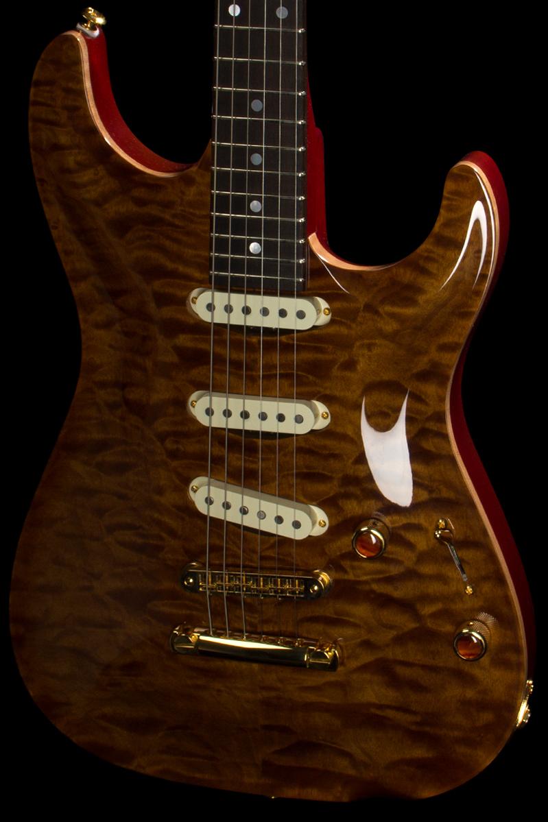 Mk Ii Pensa Custom Guitars 2 Pickup Guitar Wiring