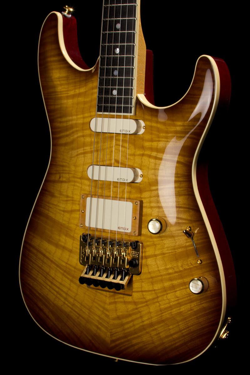 Tobacco Burst 0526