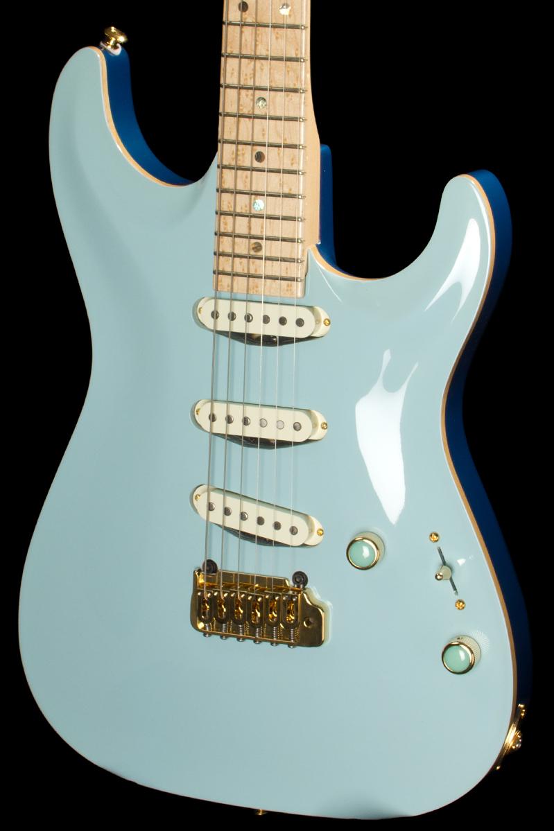 Sonic Blue / LPB 0556
