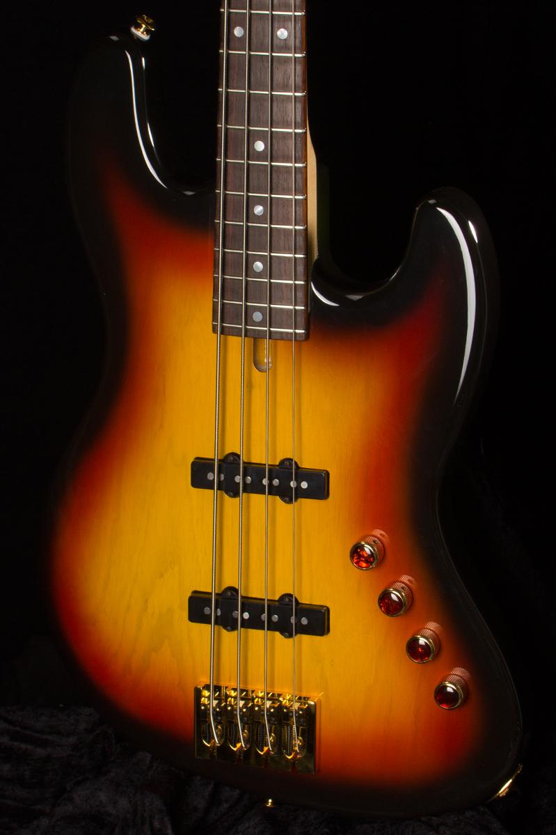 3-Tone Sunburst 0623