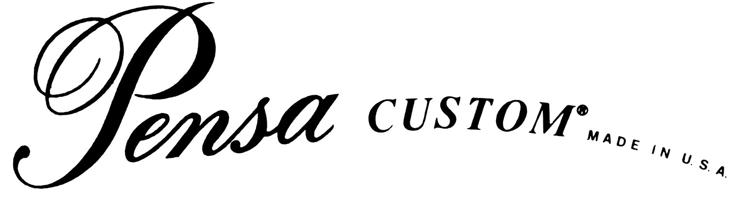 Pensa Custom Guitars