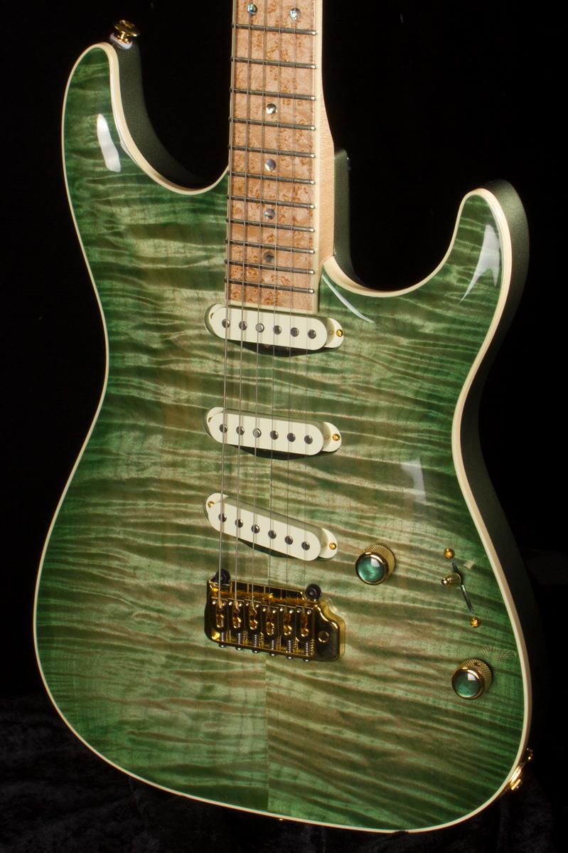 Emerald Burst 0635