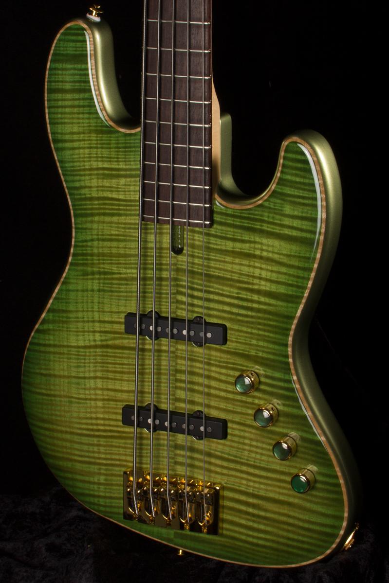 Emerald Burst 0648