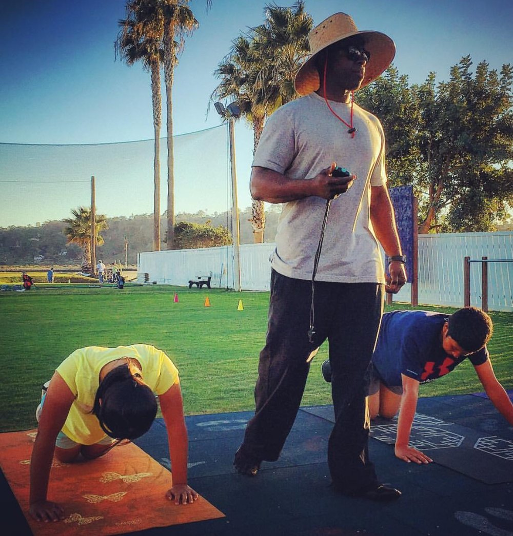 Coach Milo did the fitness programming for the TPI Junior Level II and III courses. He is the founder of C.L.A.Y. - the Coalition for Launching Active Youth, he has constructed all of the fitness programming for individual junior fitness programs throughout the world.