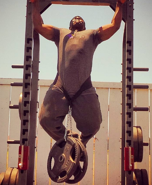 LIFT HEAVY STUFF!