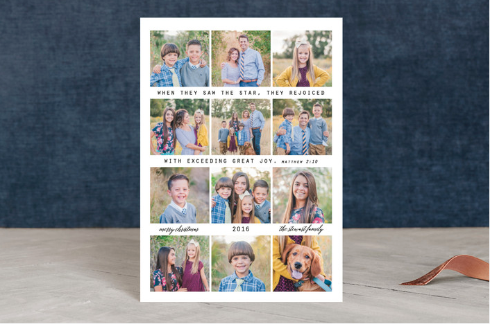 """Exceeding Great Joy"" Available at  Minted.com"