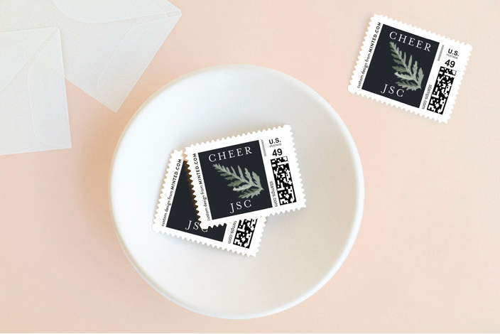 Custom Stamps Avaliable at Minted.com