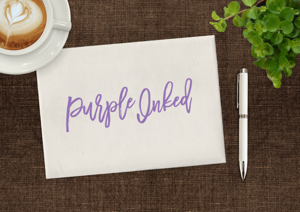 About - Find out about Purple Inked. Learn how we can assist you in being the best writer and communicator you can be.