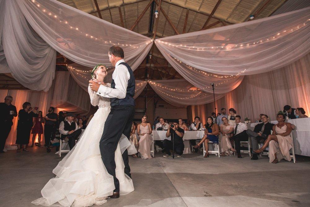 Coty + Zach - Outdoor Fairbault Romantic Summer Wedding