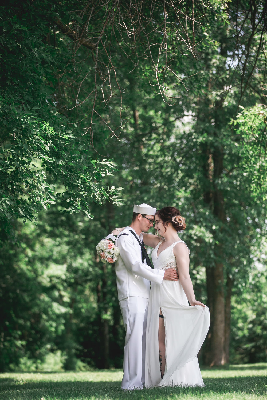 Amber + Dakota - Dramatic and Romantic Outdoor Wedding  Amber + Dakota - Dramatic and Romantic Outdoor Wedding
