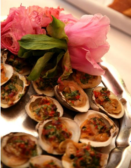 Stuffed Oysters