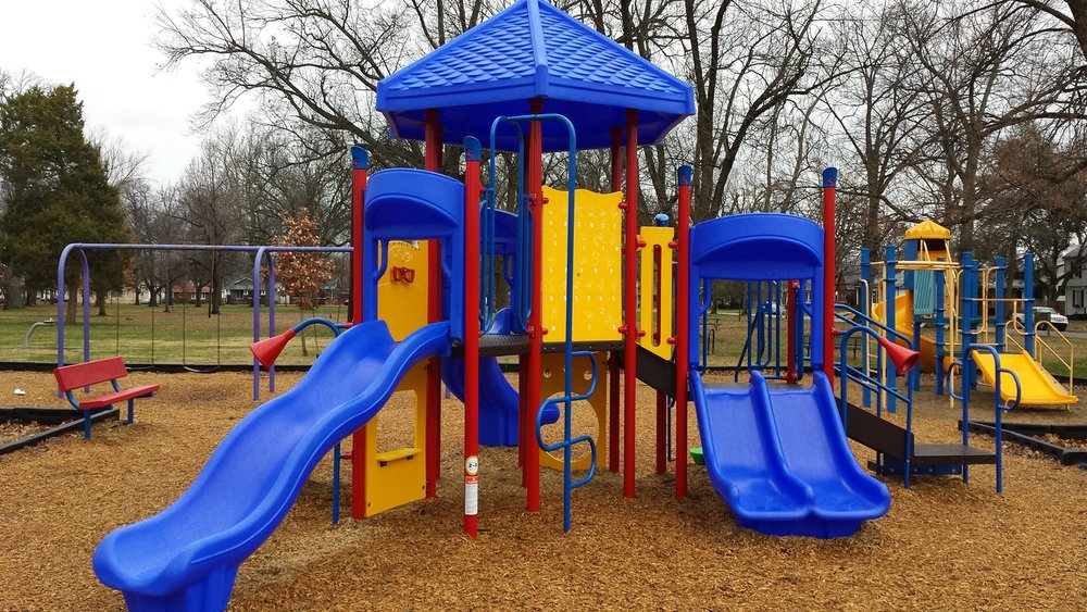 Affordable Outdoor Playground Equipment
