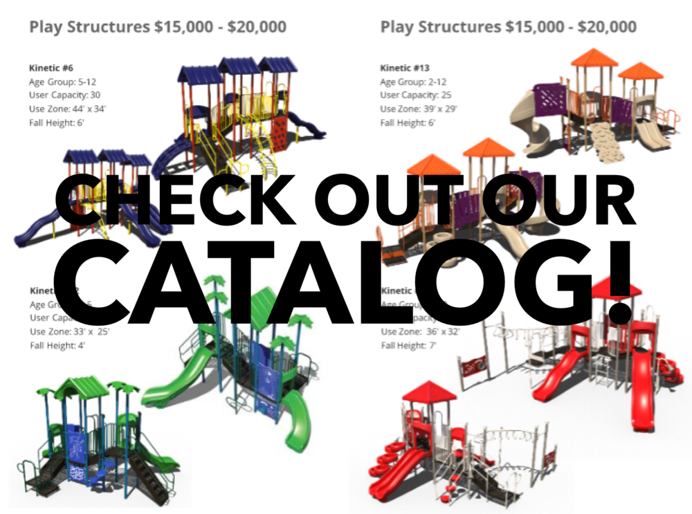 Playground Equipment Catalog