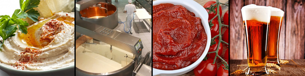 Using direct steam injection for food and beverage production