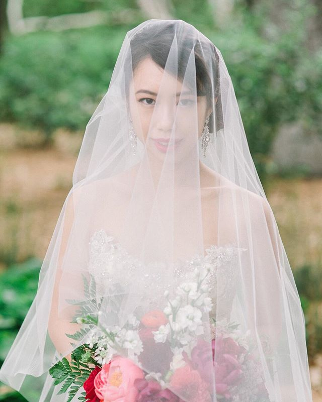 Not all the brides are soft and dreamy. I like my brides full of ideas and independent. Look at those beautiful eyes full of wisdoms!  Planning and design @newfavoriteday  Venue @gardenerranch  Photographer @thisloveofyours  MUA @tiffchou