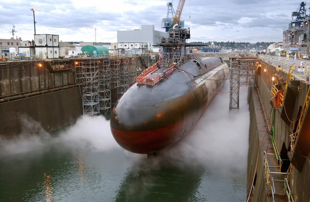 Bremerton Naval Shipyard