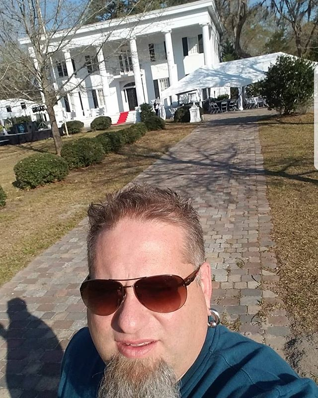 Beautiful Day for a Party! #eventvenue #shuglife #shugthepaintedchef #hameshall #plantationvenue #sororityformal #claxton #georgia #savannah #Gata #georgiasouthern