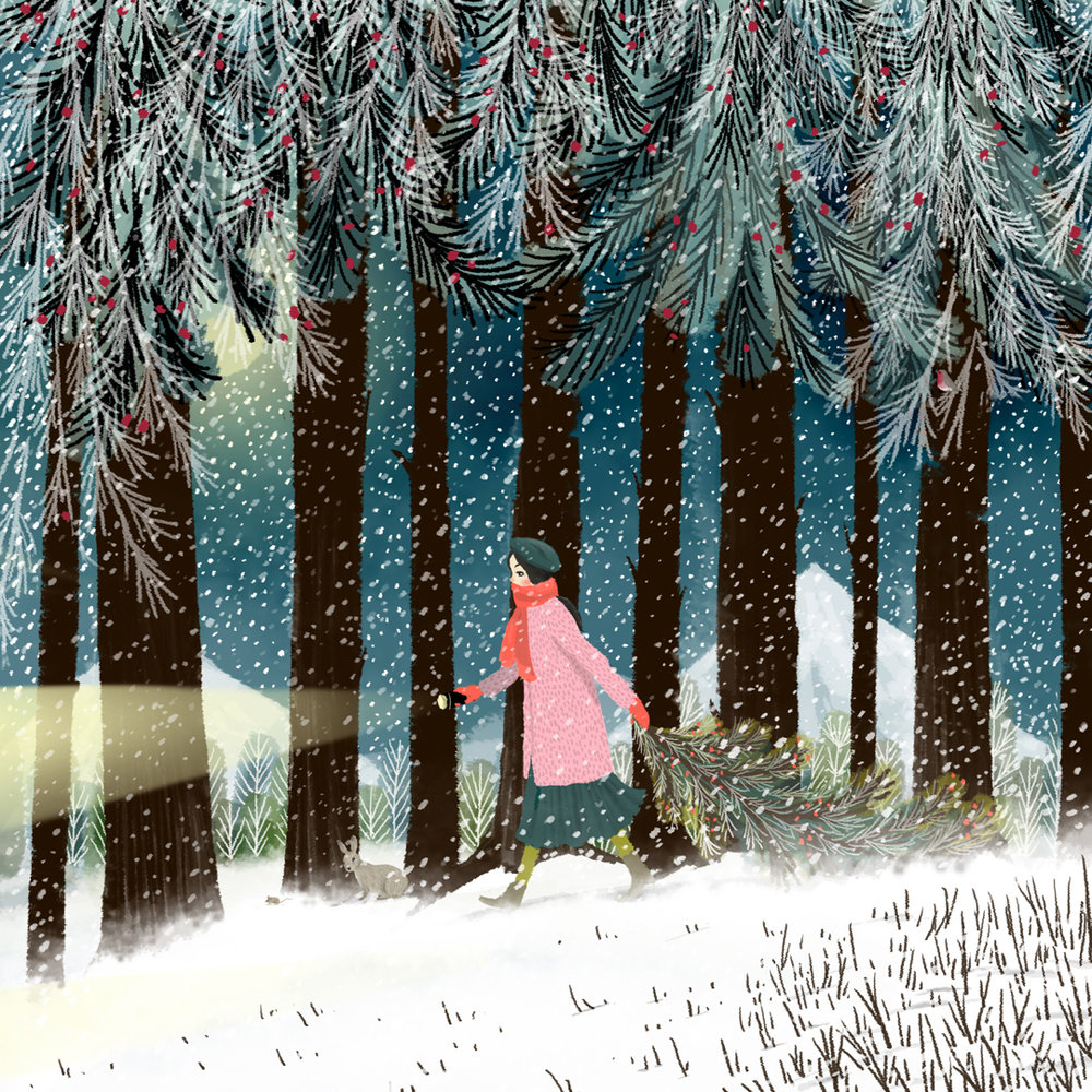 Winter Walk III