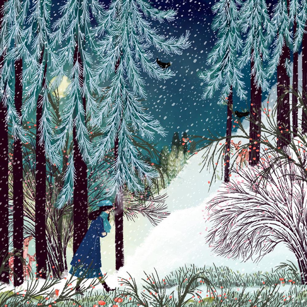 Winter Walk V