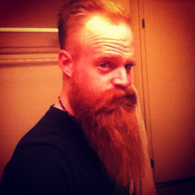 Gentlemen! My buddy Heavy D is over at @modsalonkelowna - he's a beard enthusiast and a barber with some mean skills. If you're looking to look #dapperasfu** for your woman - or anybody else for that matter - he is the man to see.     Straight blade, beard trims, haircuts - whatever you need he rocks it.    Thanks Heavy D for the cut - makes a man feel good to look dapper.    #Kelowna