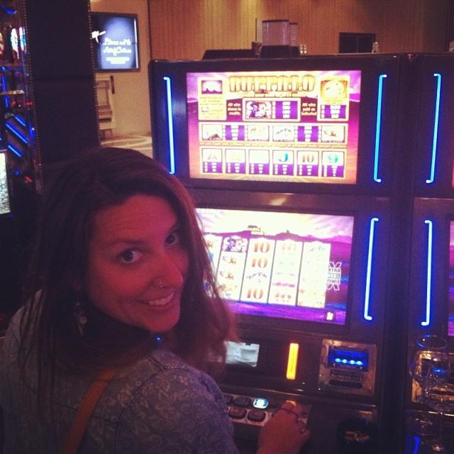 The Gambler…