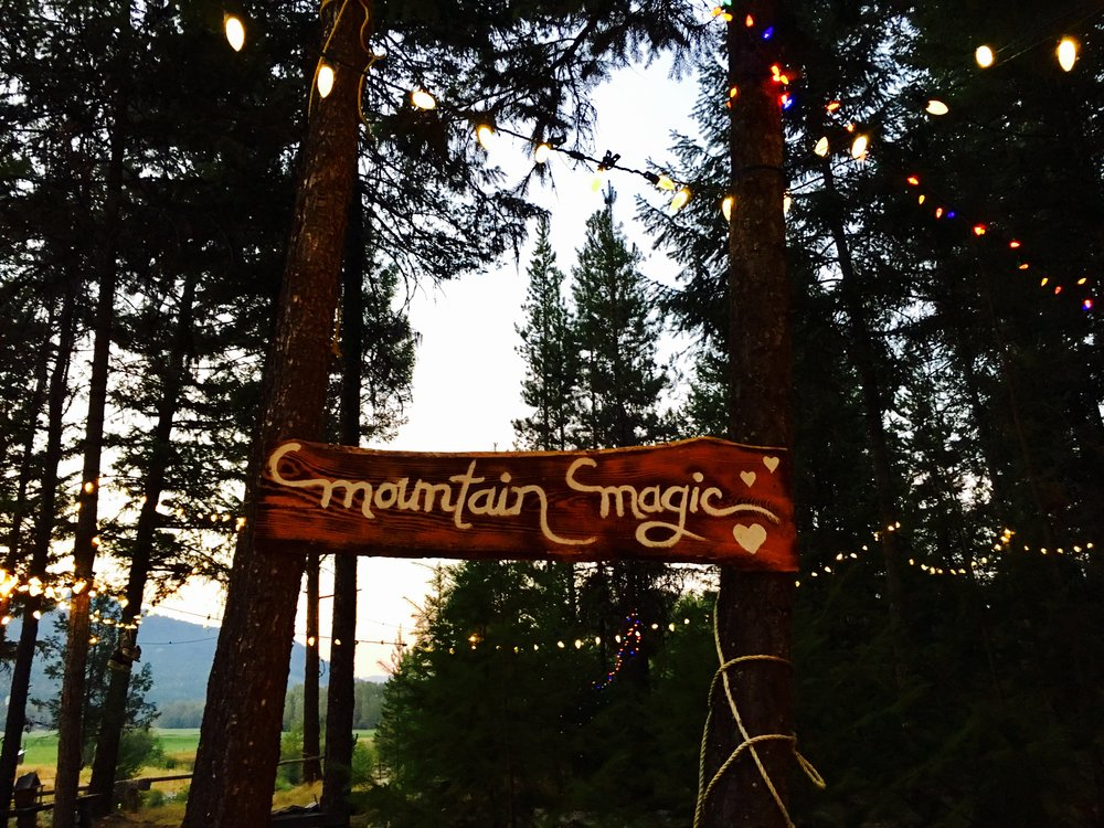 Amp & Camp - The Eternal Home of Mountain Magic.