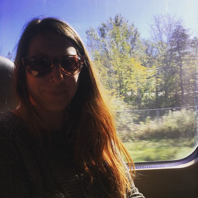 Back on @viarailcanada with #Bae! #Ontario, it has been wonderful. Thank you, thank you, thank you. This marks the end of the most successful tour we've ever had, and a new beginning with Tiger Moon! On to the next record... Hey @musiccitystudio and @chelsea_jade_mcevoy13 - you ready for round 2!?