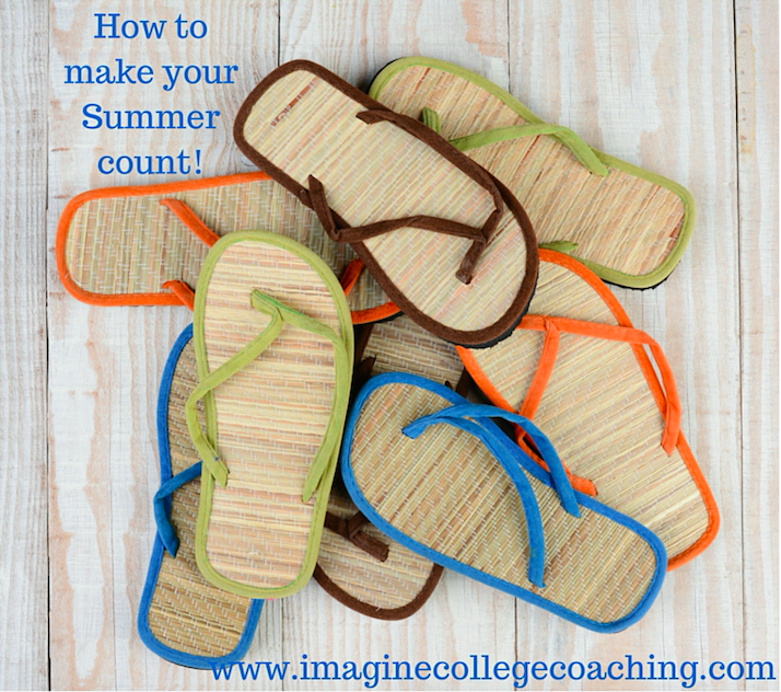 How to Make your summer count