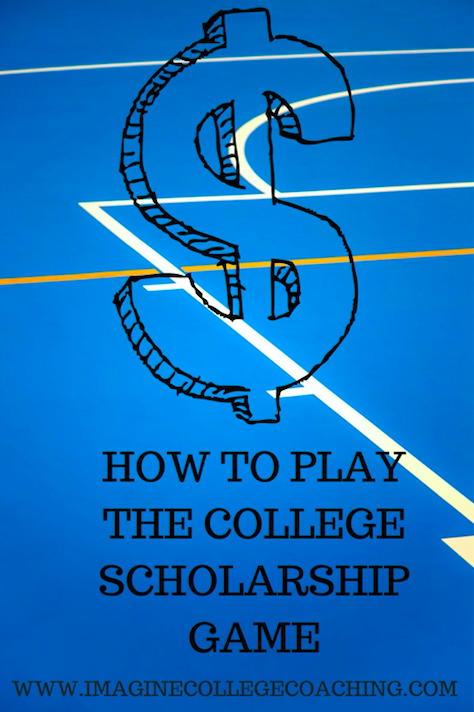 HOW TO PLAY THE COLLEGE SCHOLARSHIP GAME