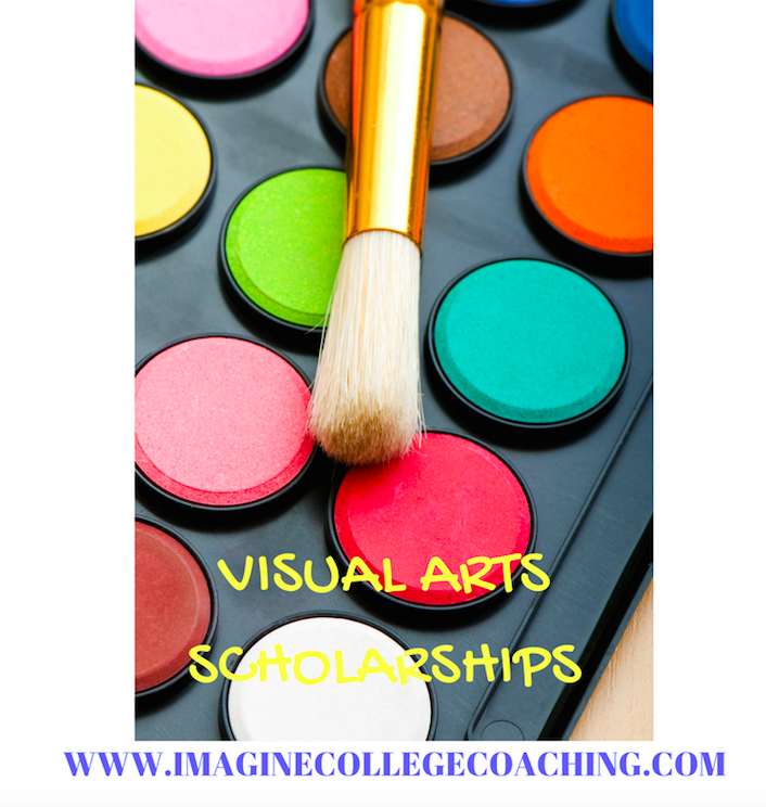 VISUAL ARTS SCHOLARSHIPS
