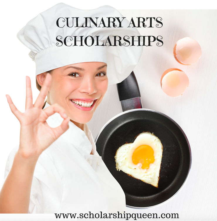 CULINARY ARTS SCHOLARSHIPS