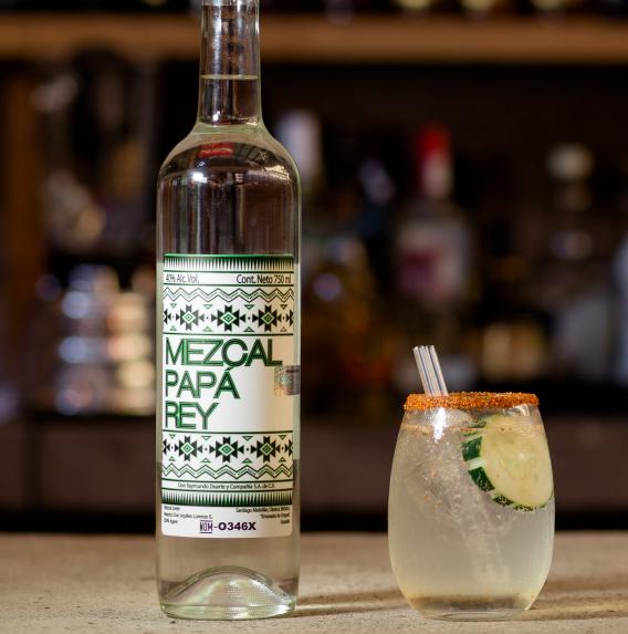 Cocktails - Prepare delicious recipes like Mezcal Stalk, Pepino and the Desert Troll.