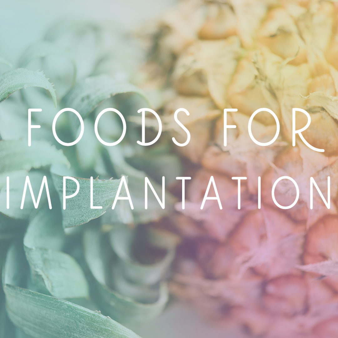 Foods for Implantation — Sweet Beet Acupuncture