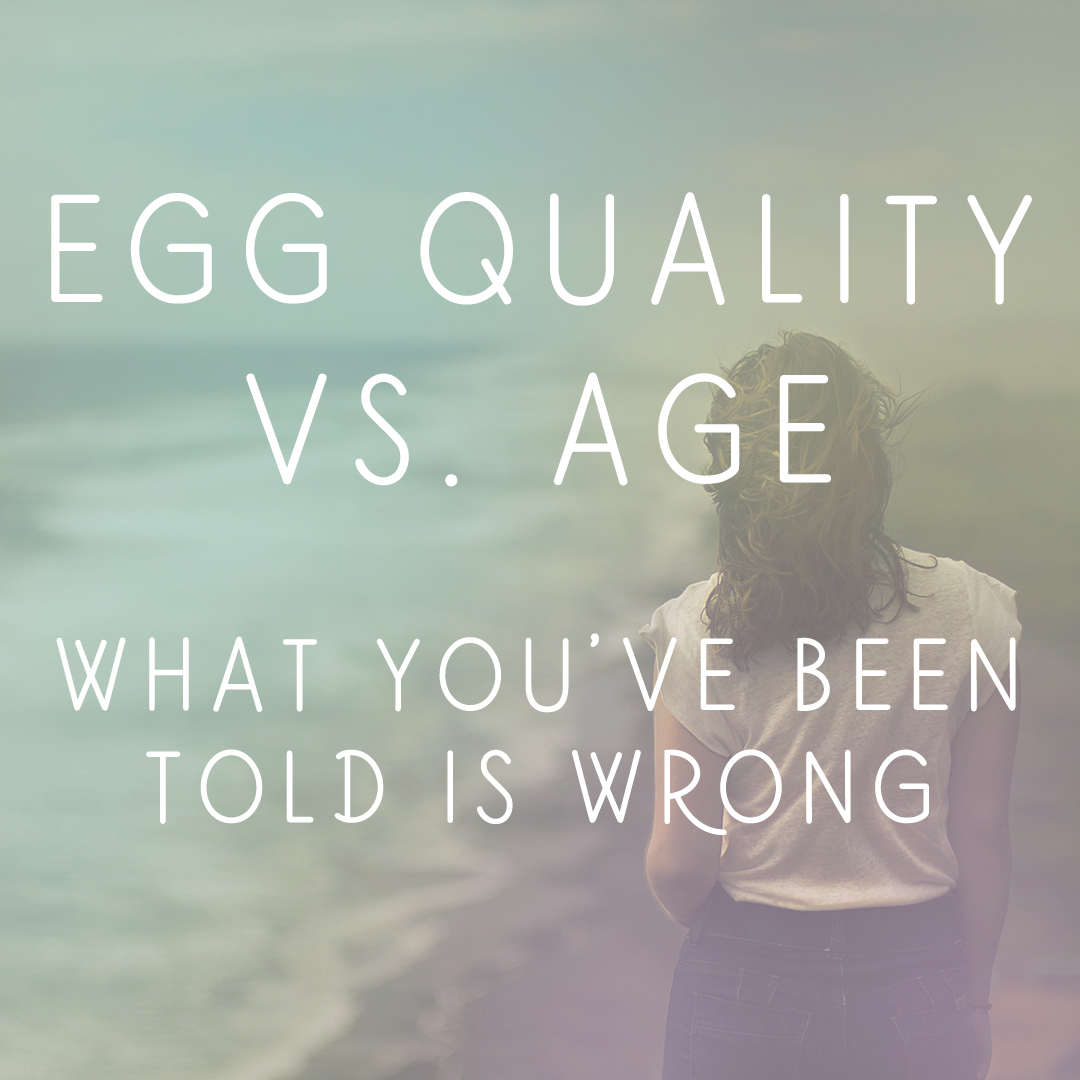 Egg Quality vs  Age: what you've been told is wrong — Sweet Beet